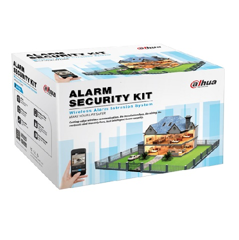 Kit Alarma inalámbrica WiFi (Plus)